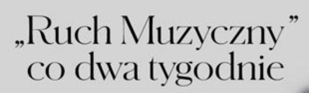 RUCH MUZYCZNY, Biblioteka podkowiańska