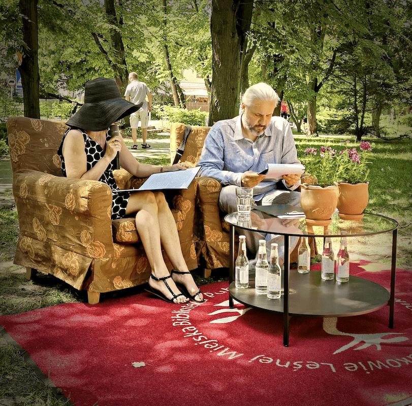 Album Z Podkowa 3 I, Biblioteka podkowiańska