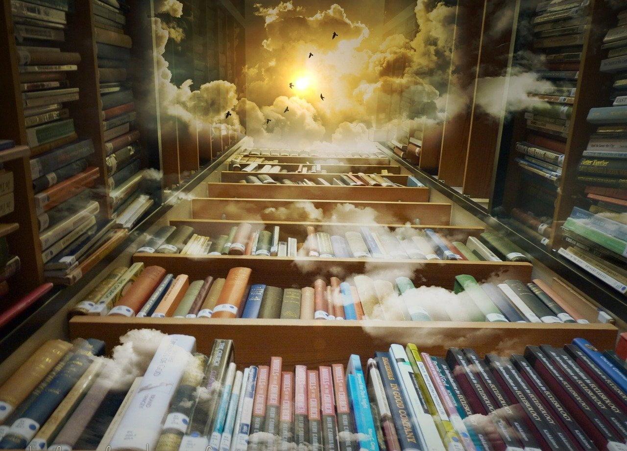 Biblioteka 1622524380, Biblioteka podkowiańska